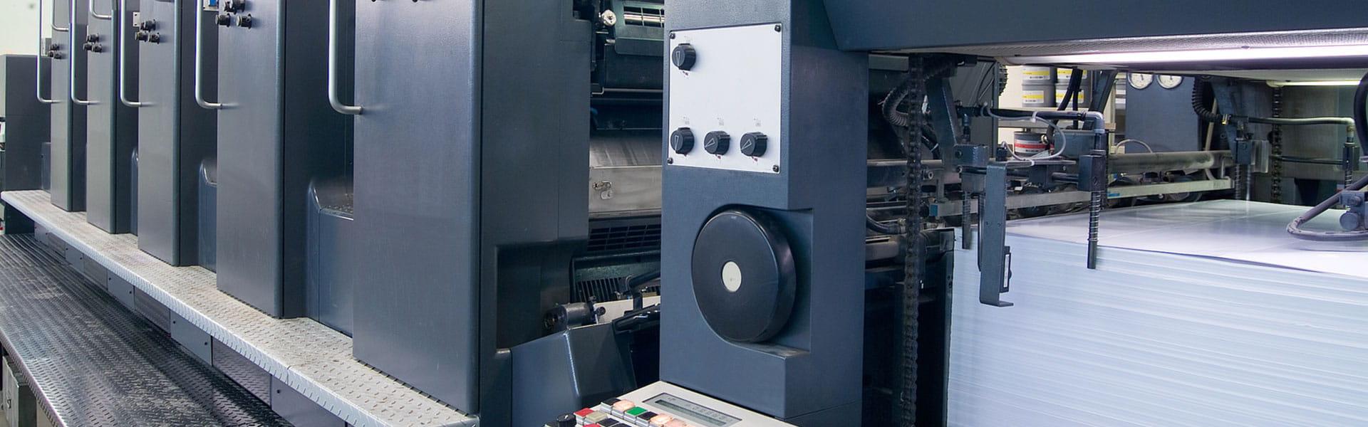 maszyna arkusze papieru